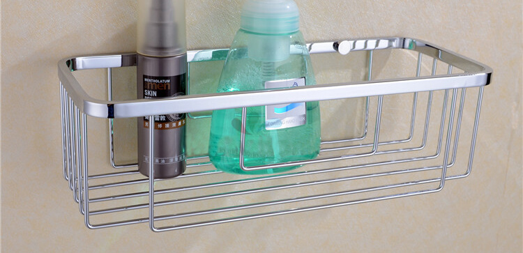Front Wire Shelves