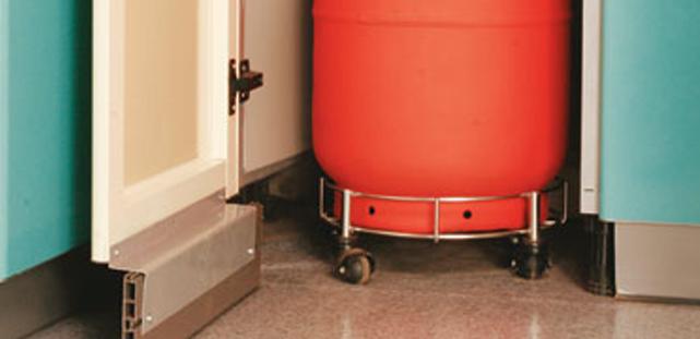 Gas-Cylider Trolly