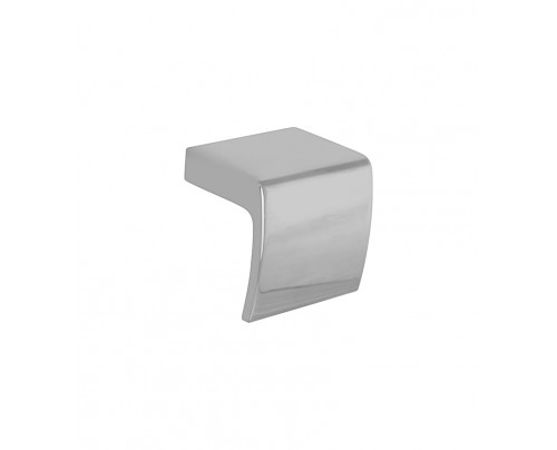 CLG E-1141(L TYPE) Brass Door Knob for Drawer and Cabinet Pull(Chrome Finish)
