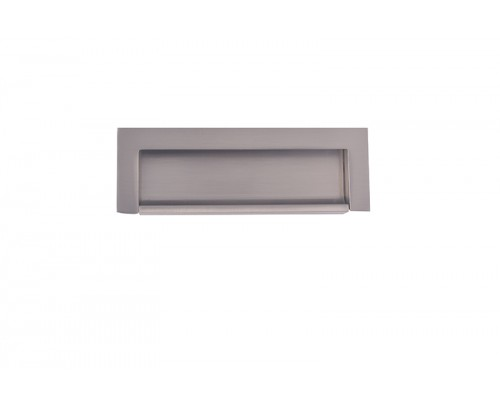 """DFT CK-113 4"""" SS Brass Cabinet-Drawer Pull Handle (Silver Pack of 1)"""