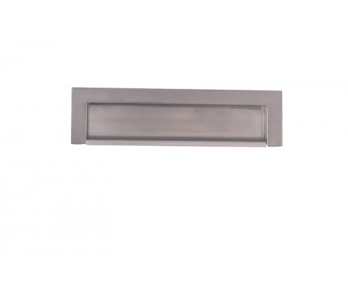 DFT Brass Cabinet-Drawer Pull Handle (Silver Pack of 1)
