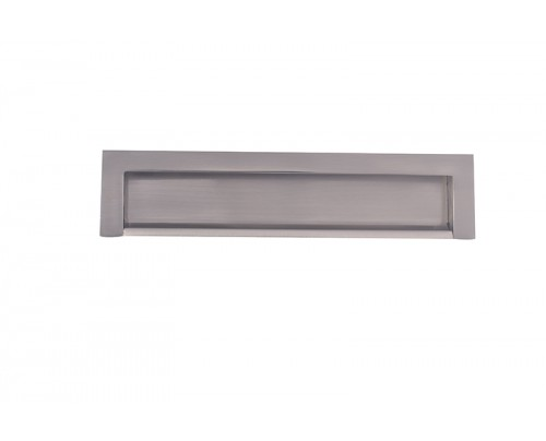 """DFT CK-133 8"""" SS Brass Cabinet-Drawer Pull Handle (Silver Pack of 1)"""