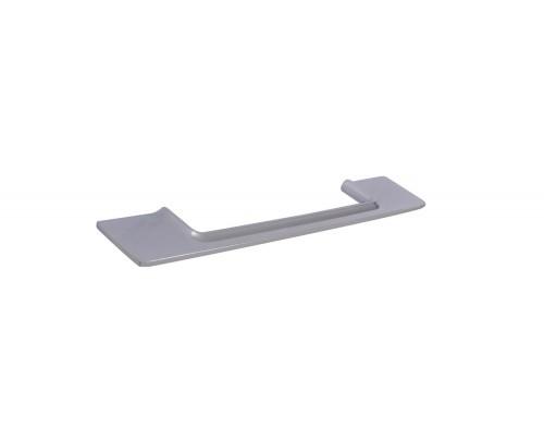 """DFT H-368 6"""" White Metal Door Handle -Cabinet Pull Handle  (Matte Finish)"""