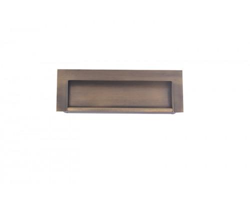 "Niki CK-113 4"" BA Brass Cabinet-Drawer Pull (Gold Pack of 1)"