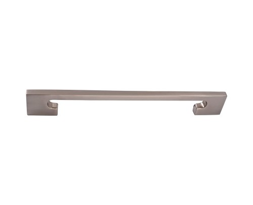 LBC Figo 160MM White Metal Door Handle -Cabinet Pull Handle  (Matte Finish)
