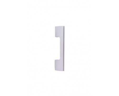 NSC 206 064MM CP Brass Cabinet-Drawer Pull Handle (White Pack of 1)