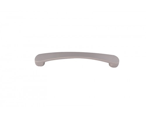 NSC 6002 128MM SS Brass Cabinet-Drawer Pull Handle (Silver Pack of 1)