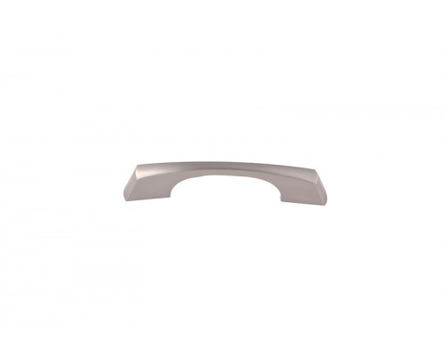 NSC 6018 64mm Ss Brass Cabinet-Drawer Pull Handle (Silver Pack of 1)