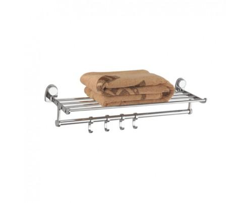 Perk Bathroom Towel Rack - Towel Holder - Conti - Brass