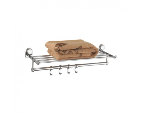 Perk Bathroom Towel Rack - Towel Holder - New Conti - 450 MM