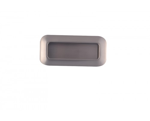 RCH KUVA Brass Cabinet-Drawer Knob (Silver Pack of 1)