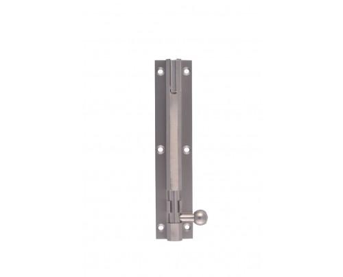 Flora Mable Brass Tower Bolt - Door Stopper 150x9MM