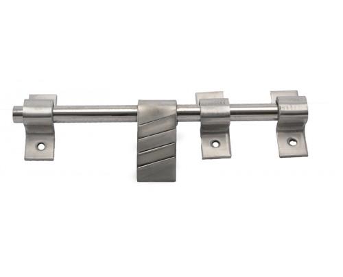 Klaxon Tricolor Steel Latch (8 Inch)