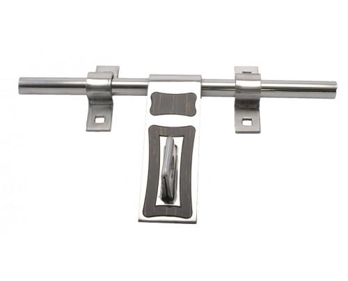 Klaxon PAUL Steel Aldrop (Chrome Finish, 10 Inch)
