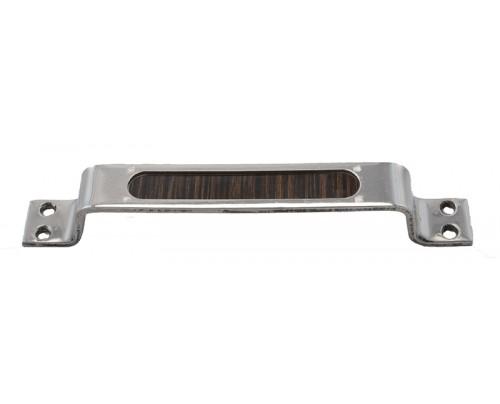 Klaxon PAUL Steel Door Handle (Chrome Finish, 6 Inch)