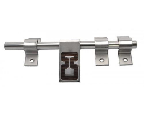 Klaxon BM-1 Steel Latch (Chrome Finish, 8 Inch)