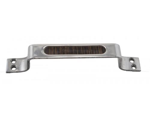 Klaxon BM-1 Steel Door Handle (Chrome Finish, 6 Inch)