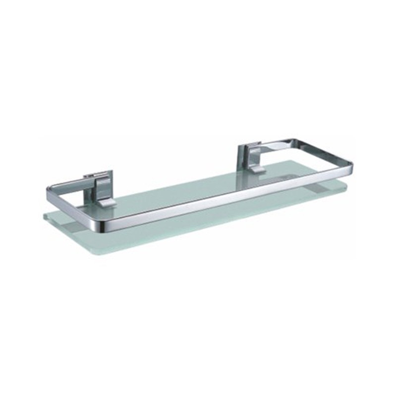 Buy Online Bathroom Front Glass Shelf - Front Shelves - 12x6 Inch ...