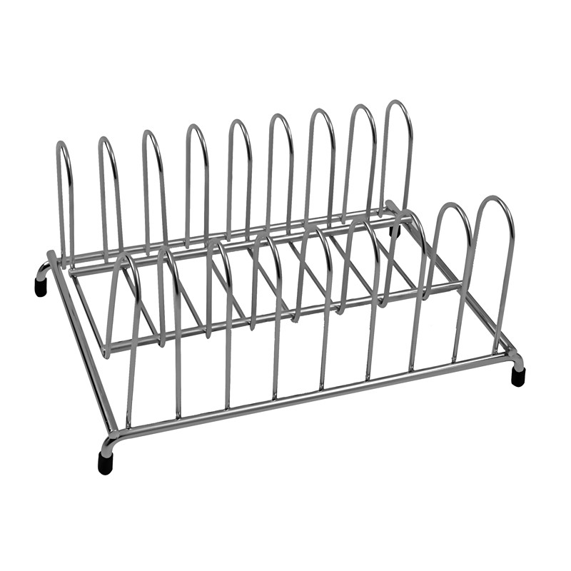 Perdiem Kitchen Plate Rack - Plate Holder - SS (Chrome Finish)  sc 1 st  Krios Direct & Buy Online Perdiem Kitchen Plate Rack - Plate Holder - SS (Chrome ...