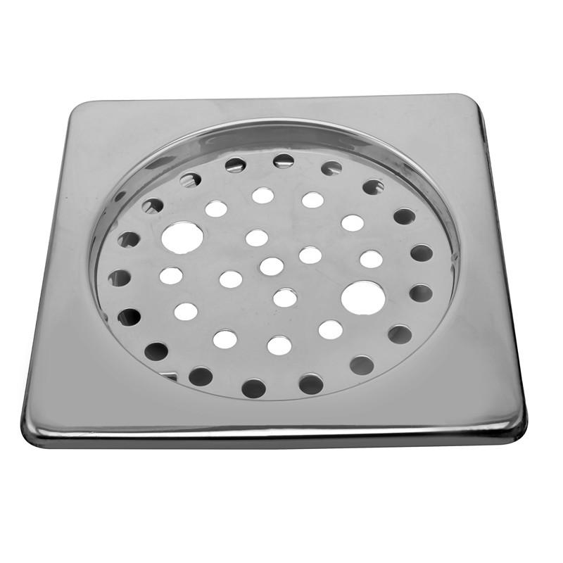 Klaxon Bathroom Bathroom Floor Drain Jali   Square   15x4x5