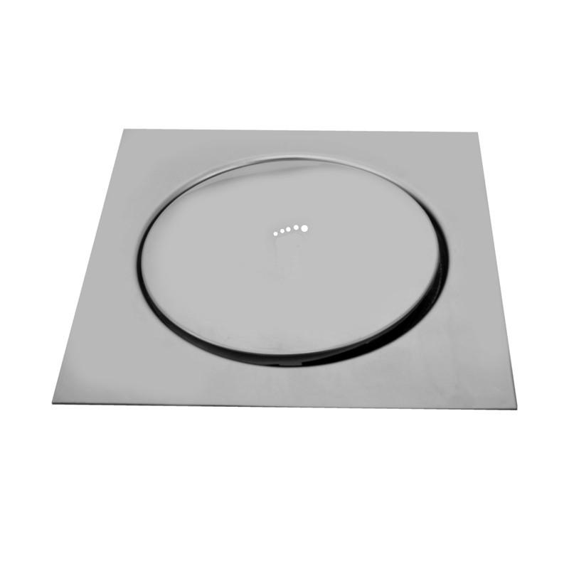 Klaxon Bathroom Floor Drain Jali   Popup   28x3x5